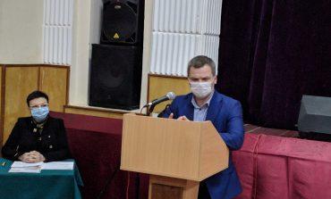 Глава Ренийской РГА представил своего нового заместителя