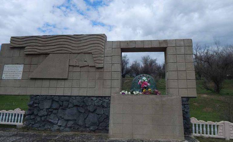 В Болградском районе помянули погибших во Второй мировой
