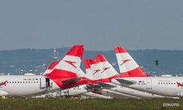 Austrian Airlines вернется в Украину 22 июня