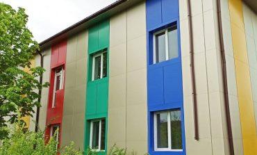 В Тарутинском районе строят детский сад по европейскому образцу