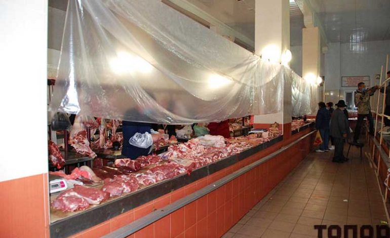 Болградский рынок вновь работает (фотофакт)
