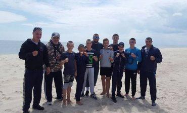 Чемпион Василий Ломаченко дал мастер-класс юным боксёрам из  Белгород-Днестровского района
