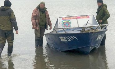 Прикинулись пограничниками: в Белгород-Днестровском районе задержали браконьеров с большим уловом раков