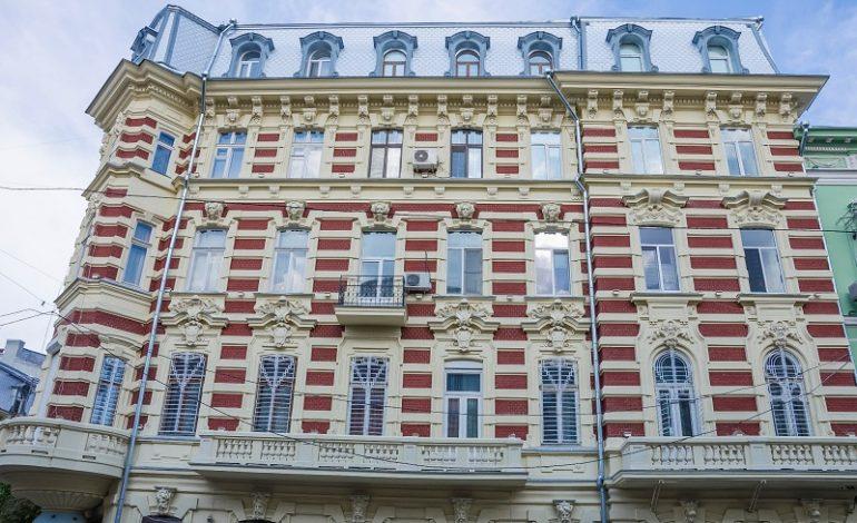 Дом семьи Фальц-Фейнов на улице Гоголя в Одессе предстал после реставрации (фото)