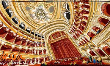 Художники со всего мира нарисовали Одессу (фото)