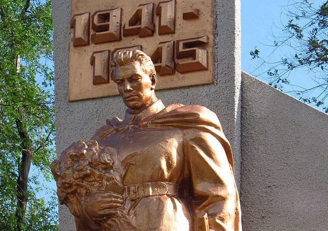 Увековеченная в камне память защитникам арцизской земли (из истории)