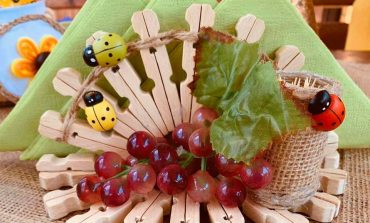 В Арцизском районе воспитанники болгарской воскресной школы создавали сувениры онлайн (фото)