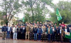 В Арцизе отметили День ветеранов пограничной службы