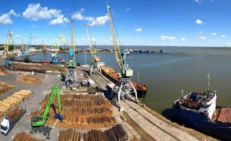 В Белгород-Днестровский морской порт за месяц зашло только 2 судна
