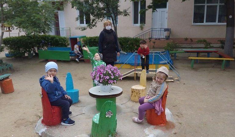 В Сарате после карантина открылся детский сад