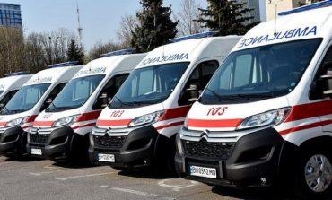 В Арциз доставлены 4 спецавтомобиля экстренной помощи