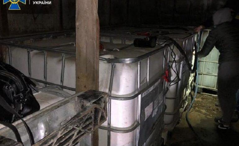 В Одесской области блокировали масштабную контрабанду спирта из Приднестровья