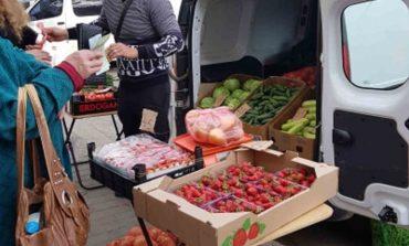 В Белгороде-Днестровском вновь проводят рейды против стихийной торговли