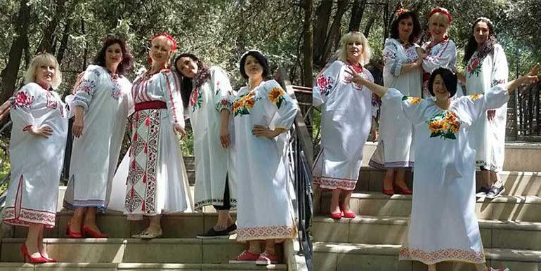 В Болграде отметили День вышиванки