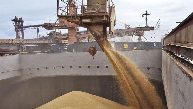 Запрет на экспорт молдавского зерна может окончательно добить порт Рени