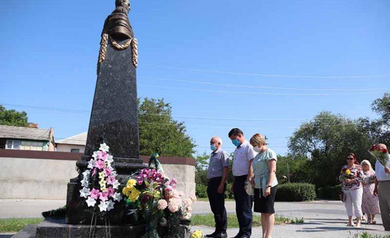 В Болграде почтили память основателя города