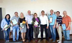В Болграде поздравили журналистов