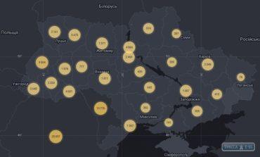 В Украине за сутки выявлено 948 случаев коронавируса, в Одесской области - 38