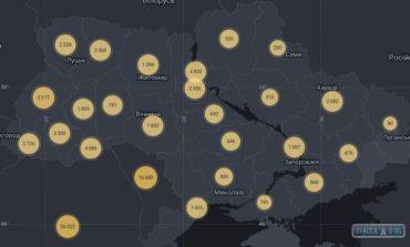 За сутки в Украине выявлено 917 случаев коронавируса, 34 – в Одесской области