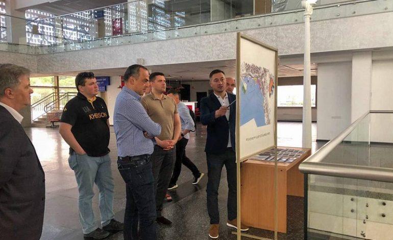 Что обещали курортной Сергеевке в ходе визита правительственной делегации
