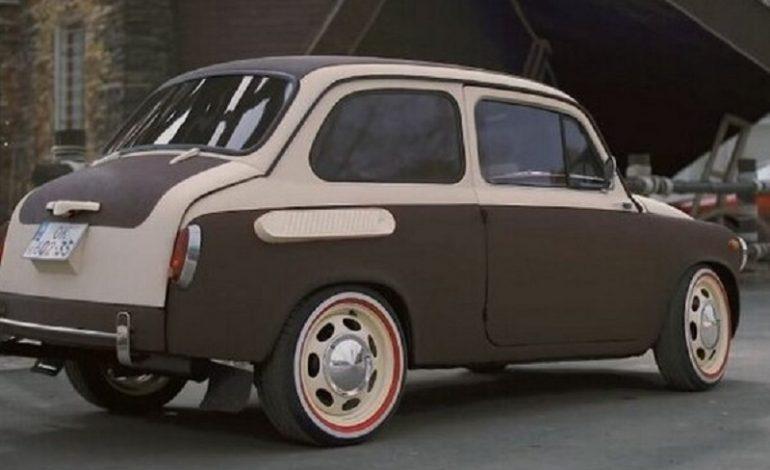 В Одессе собрали новую модель авто из ЗАЗ, Mercedes и Lamborghini: что из этого получилось (фото)