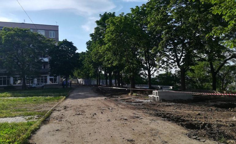 Часть одесского бульвара Жванецкого обещают привести в порядок к 1 сентября (фото)