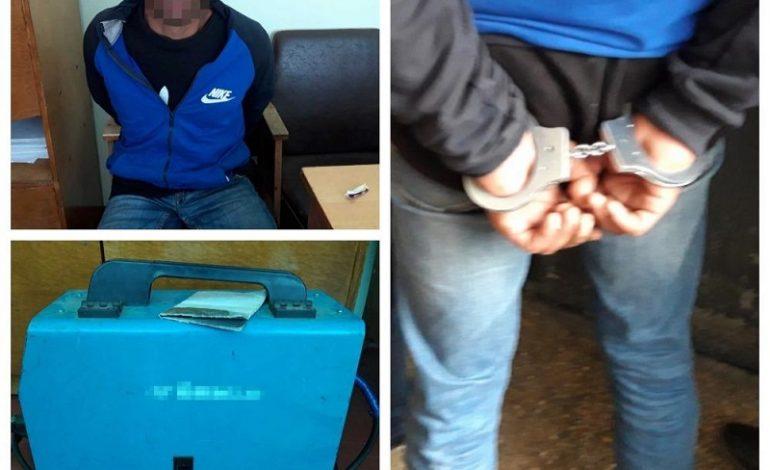 Требовал денег и забрал сварочный аппарат: в Измаиле задержали грабителя