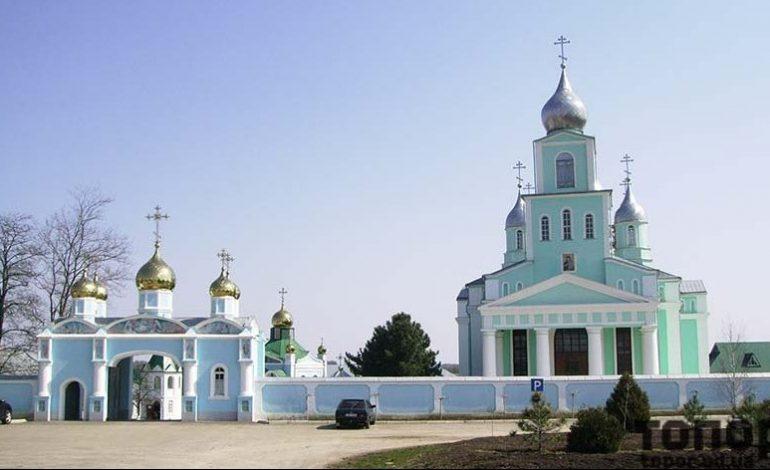 Монастырь в Болградском районе закрывают на карантин
