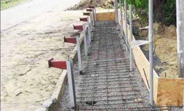 В селе на юге Одесской области ремонтируют мост