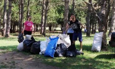 В Болградском районе проходит экоэстафета