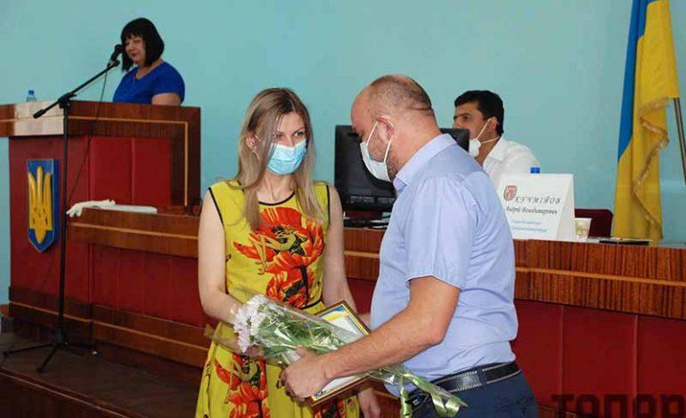В Болграде поздравили госслужащих