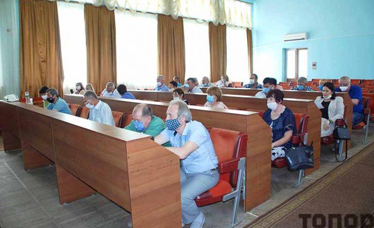 В Болграде распределили деньги на доплату медикам