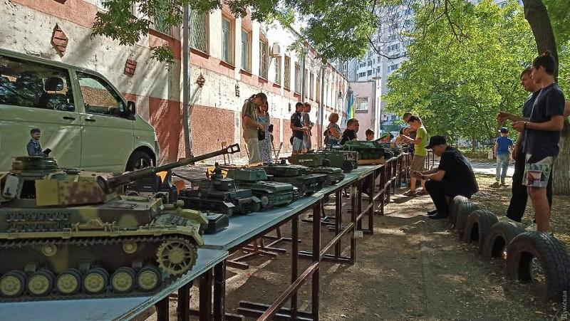 макеты танков
