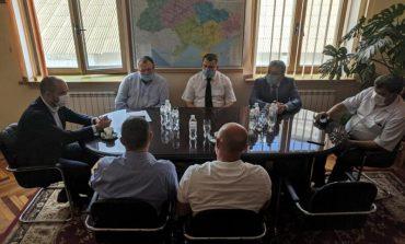 Порты Рени и Измаил выразили первому вице-губернатору противоположные просьбы