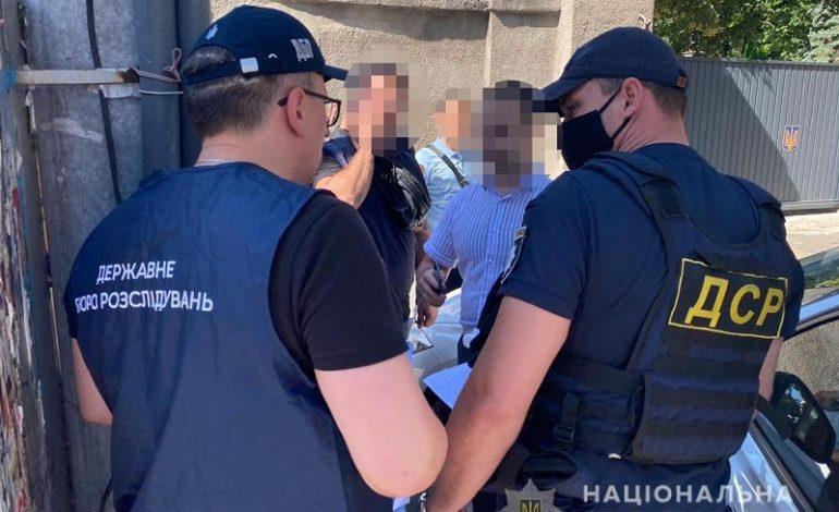 В Одеcсе военного прокурора подозревают во взятках и вымогательстве