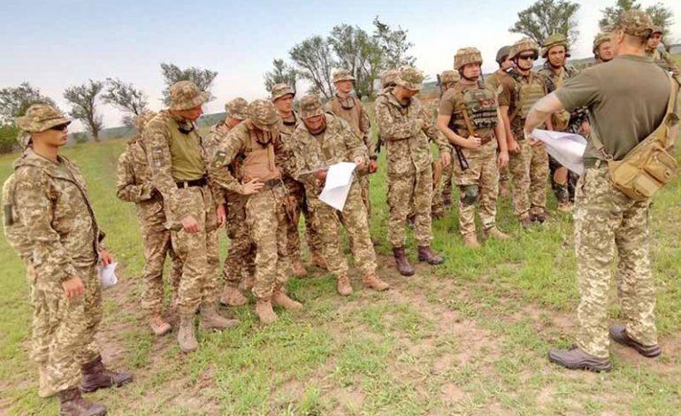 В Болграде учились курсанты из военной академии