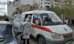 В Киеве в общежитии зафиксировали вспышку коронавируса