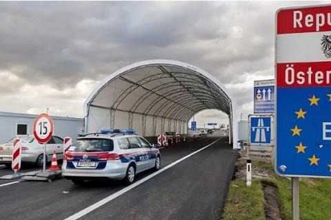 Австрия ограничила въезд для украинцев