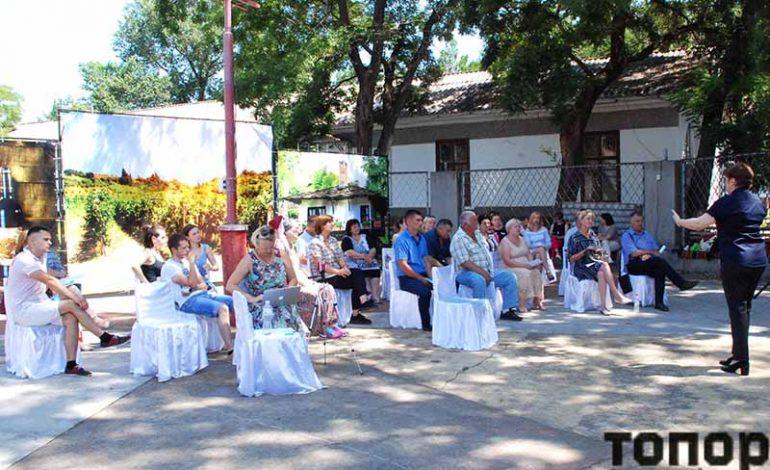 В Болградском районе планируют развивать культурно-креативное пространство