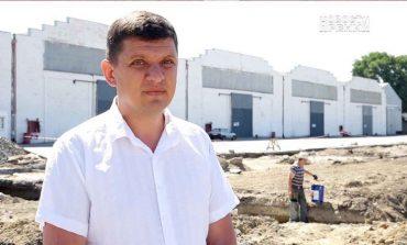 Фирма «Агро-Рени» обещает до конца года построить зерновой склад в СЭЗ