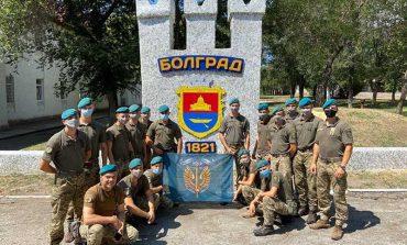 У болградских морпехов учится очередная группа курсантов