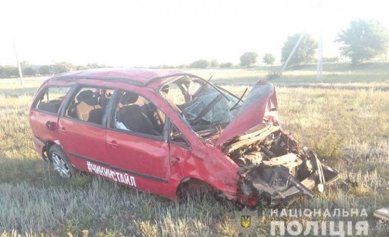 В Саратском районе произошла авария, погиб молодой парень