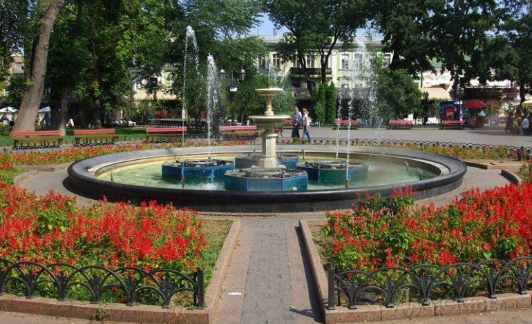 ТОП-12 старейших фонтанов Украины: три одесских вошли в этот список