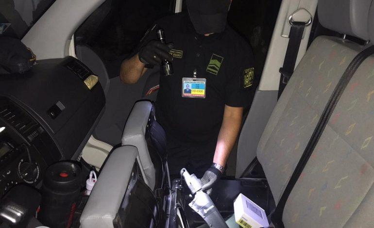 Одесская область: на одном из пунктов пропуска у гражданина Германии выявили холодное оружие