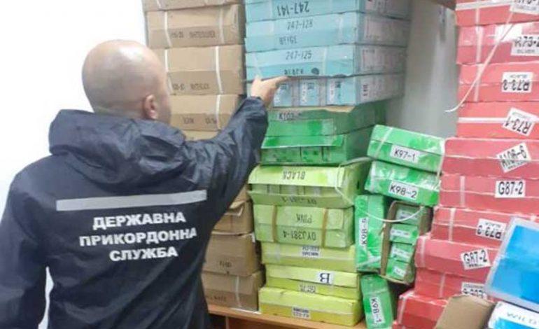 В Болградском районе пограничники задержали контрабанду на полмиллиона