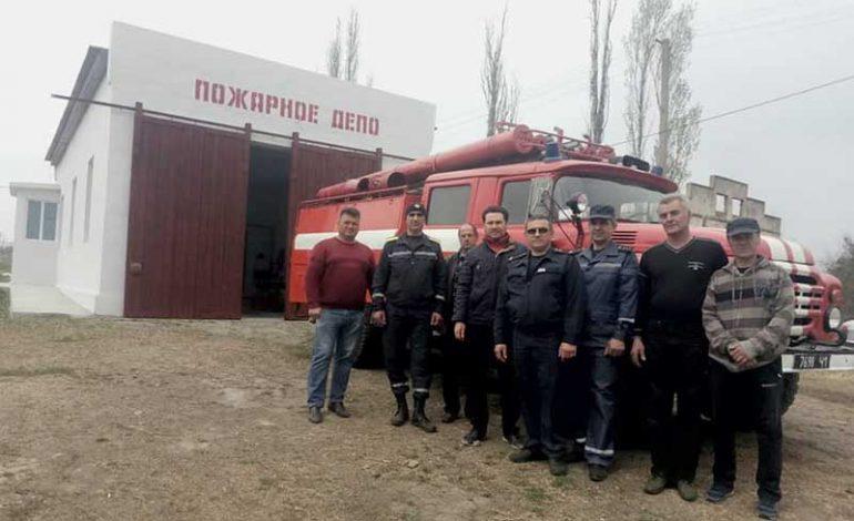 В селе на юге Одесской области работают свои спасатели
