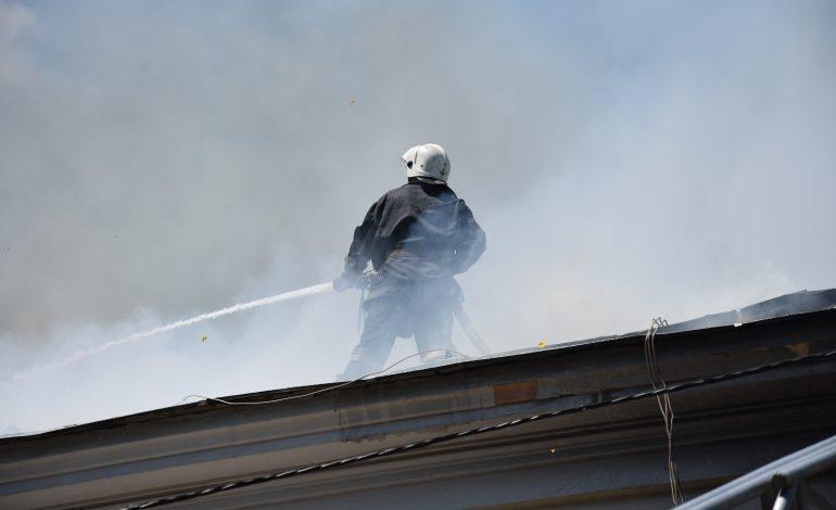 Одесса: пожарные назвали причину возгорания в доме на Бунина (фото)