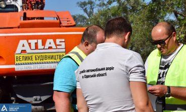 Саратский район: дорожники начали ремонт очередного участка трассы Т-16-27 «Серпневое» - Тарутино – Арциз – Сарата