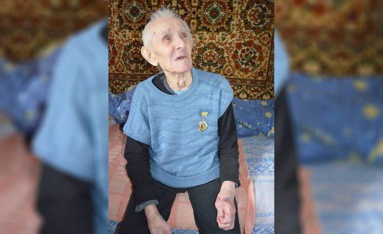 Ветерану Второй мировой войны из Белгород-Днестровского района исполнилось 97 лет