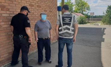 Белгород-Днестровские пограничники задержали молдавского серийного вора